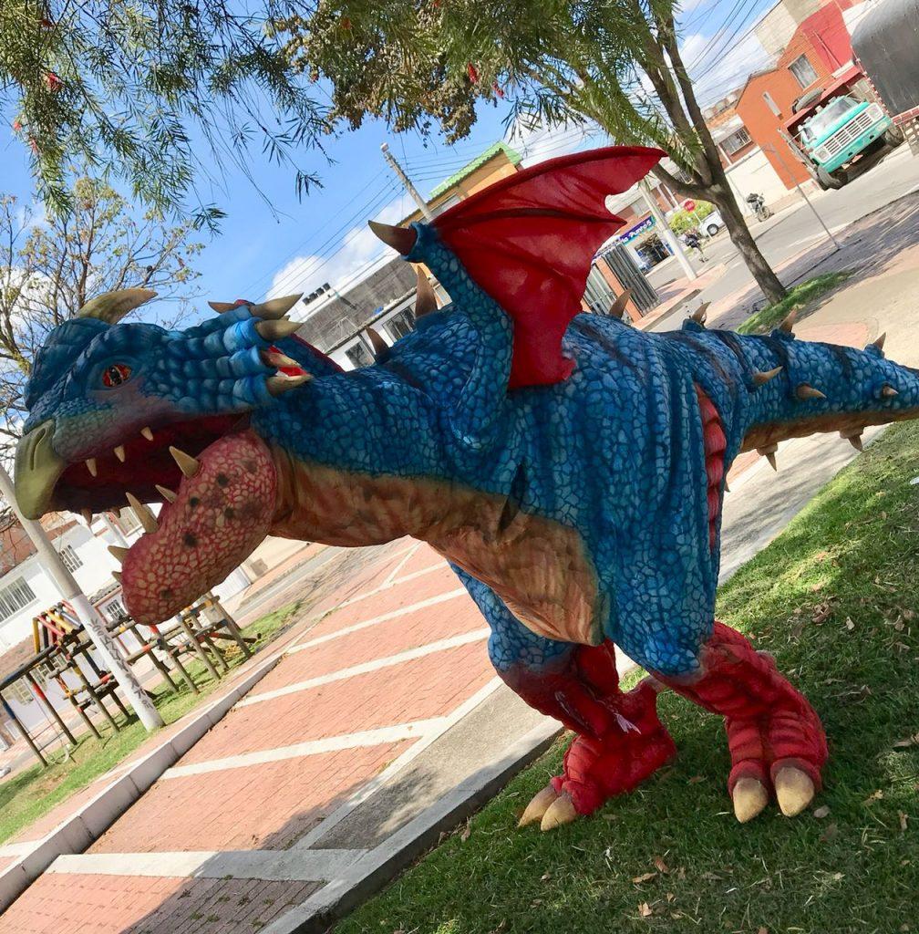 dinosaurios  recreacionistas y fiestas infantiles eventos